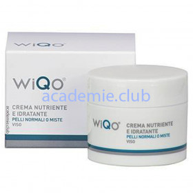 Крем для нормальной и комбинированной кожи Crema Nutriente WiQo, 50 мл