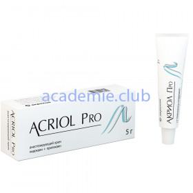 Крем анестезирующий Акриол Acriol Pro, 5 мл.