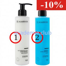 Очищение для сухой кожи Academie