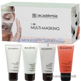 Набор Мультимаскинг Multi-Masking Academie, 20 мл.*4 шт
