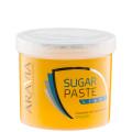 """Сахарная паста для депиляции """"Легкая"""" средней консистенции Professional Aravia, 750 гр."""