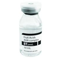 Фруктовый пилинг с комплексом AHA кислот Fruit acids BTpeel, 10 мл.