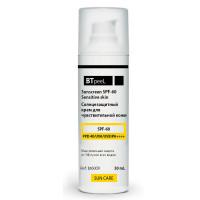 Солнцезащитный крем для чувствительной кожи SPF 60/PPD 40/UVA/UVB/PA++++ BTpeel, 30 мл