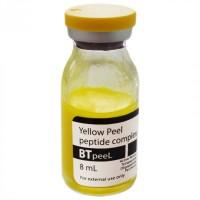 Желтый пилинг ретиноевый с пептидным комплексом и пантенолом BTpeel, 8 мл