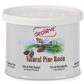 Воск натуральный NATURAL PINE ROSIN Depileve, 400 гр.