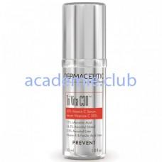 Антиоксидантная сыворотка с витамином C TriVita C30 Dermaceutic, 30 мл