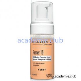 Очищающая пенка Foamer 15 Dermaceutic, 100 мл