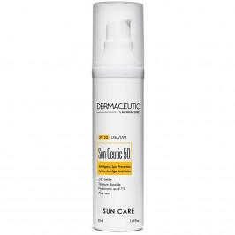 Cолнцезащитный крем anti-age SPF 50+ Sun Ceutic Dermaceutic, 50 мл