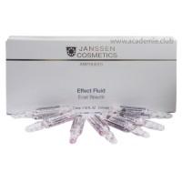 Увлажняющая и восстанавливающая сыворотка в ампулах для контура глаз Янсен Eye Flash Fluid Janssen Cosmetics, 7*1.5 мл