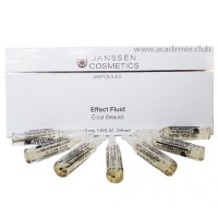 Ампулы Антикупероз (для кожи с куперозом) Янсен Couperose Fluid Janssen Cosmetics, 7*2 мл