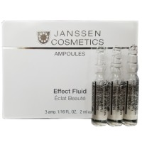 Осветляющие ампулы Янсен Melafadin Janssen Cosmetics, 3*2 мл