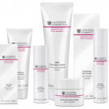 Линия для чувствительной кожи Sensitive Skin Janssen
