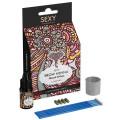 Набор хны Sexy Brow Henna для домашнего окрашивания, 4 цвета