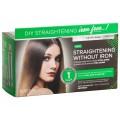 Набор для выпрямления тусклых волос с жемчугом и кератином IRON FREE Kativa