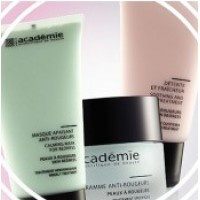 Интенсивная программа Academie против покраснений для чувствительной кожи