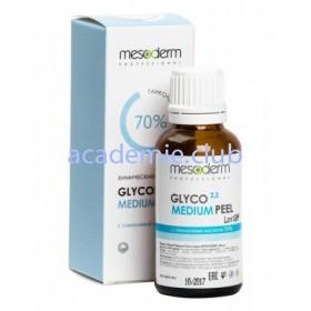 Глико Медиум пилинг (Гликолевая кислота 70% Ph 2,3) Mesoderm, 30 мл.