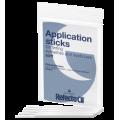 Аппликаторы для нанесения краски, белые, мягкие, уп.10 шт RefectoCil, 1 упаковка