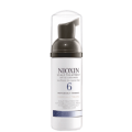 Питательная маска для кожи головы Система 6 Nioxin, 200 мл.