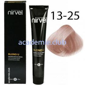 Краска для волос 13-25 Роза (суперосветлитель) Blond-U Nirvel, 60 мл.