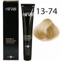 Краска для волос 13-74 Карамель (суперосветлитель) Blond-U Nirvel, 60 мл.