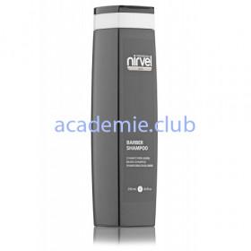 Шампунь для бороды и усов Barber Shampoo Nirvel, 250 мл