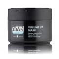 Восстанавливающая маска для тонких волос Regenerating Mask Nirvel, 250 мл