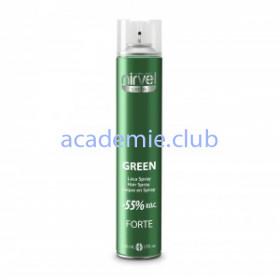 Лак для волос сильной фиксации (аэрозольный) Green Forte Nirvel, 500 мл.