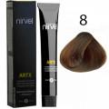 Краска для волос 8 Блондин Artx Nirvel, 60 мл.