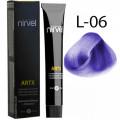 Краска для волос L-06 Лаванда Artx Nirvel, 60 мл.