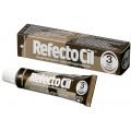 Краска для бровей и ресниц коричневая №3 RefectoCil, 15 мл