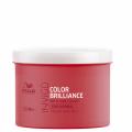 Маска-уход для защиты цвета окрашенных нормальных и тонких волос Invigo Color Brilliance Wella Professionals, 500 мл.