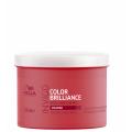 Маска-уход для защиты цвета окрашенных жестких волос Invigo Color Brilliance Wella Professionals, 500 мл.