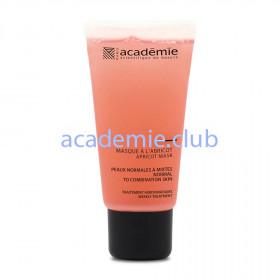 Абрикосовая маска Apricot mask Academie, 50 мл
