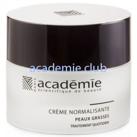 Нормализующий крем Creme Normalisante Academie,  50 мл.