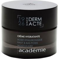 Увлажняющий крем с гиалуроновой кислотой Creme Hydratante Academie, 50 мл.