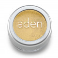Тени для век №24 Loose Powder Eyesh 24 (Metal Gold) Aden, 3 гр.