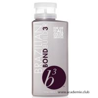 Профессиональное средство для защиты волос при окрашивании b3 Brazilian Bond Builder, 500 мл