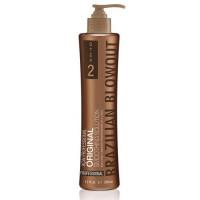 Кератин для выпрямления волос Original Solution Brazilian Blowout, 350 мл