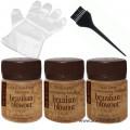 Пробный набор (Очищающий шампунь + Кератин + Маска + Перчатки + Кисточка) для выпрямления волос Brazilian Blowout, 3*40 мл