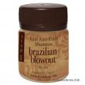 Очищающий шампунь для кератинового выпрямления волос Anti-Res Shampoo Brazilian Blowout, 40 мл