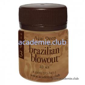 Маска глубокого кондиционирования Deep Conditioning Masque Brazilian Blowout, 40 мл