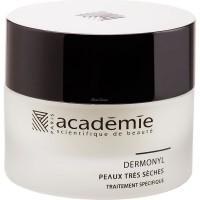 Питательный восстанавливающий крем Дермонил Nourishing & Revitalizing Cream Dermonyl Academie, 50 мл