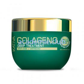"""Маска для волос """"Интенсивный коллагеновый уход"""" Collageno Kativa, 500 гр."""