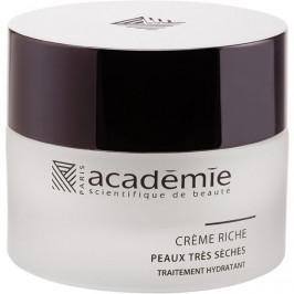 Интенсивный питательный увлажняющий крем RICH Creme Riche Academie, 50мл
