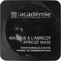 Абрикосовая маска Apricot mask Academie, 10 мл.*1 шт