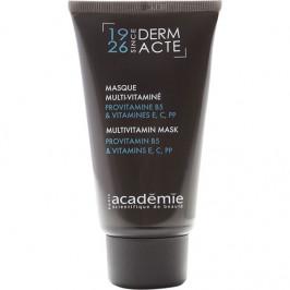 Мультивитаминная маска Masque Multi-Vitamine Provitamine B5 & Vitamines E, C, PP Academie, 50мл