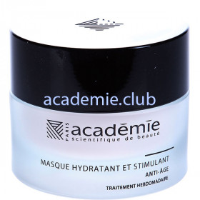 Увлажняющая и стимулирующая маска Masque Hydratant et Stimulant Academie, 50мл