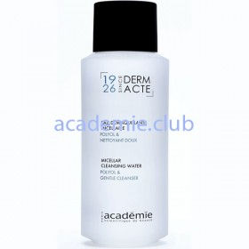 Мицеллярная вода для снятия макияжа Eau Demaquillante Micellaire Academie, 250мл