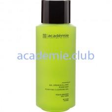 Очищающий гель Gel Demaquillant Purifiant Academie, 250мл