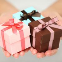Подарки в каждый заказ!